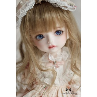 Búp bê BJD – Hàng chính hãng Myou Doll – size 1/6 – Fullset