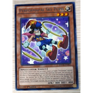 [Thẻ Yugioh] Performapal Sky Pupil