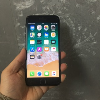 Điện thoại iphone 7plus 128gb đen nhám giá rẻ