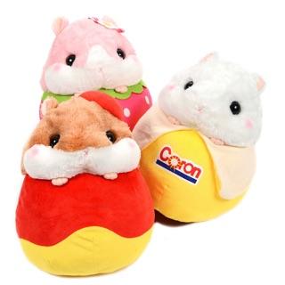 Amuse – Full set bộ 3 em Hamster hoa quả Vol. 2