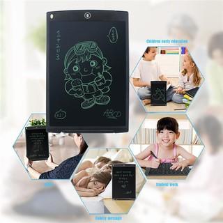 [Gía Shock] Bảng tự xóa viết vẽ điện tử 8.5 inch size lớn hàng hàng nét mực đậm