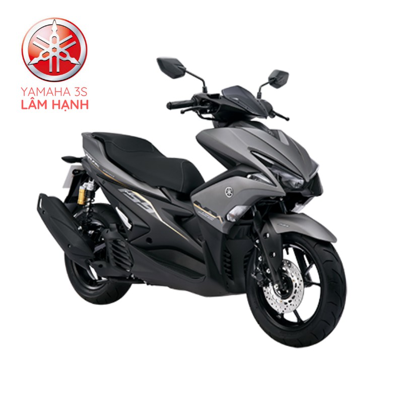 [Nhập APXEMAY30 giảm 1 Triệu TT AirPay] Xe Yamaha NVX 155 Premium 2019 (Đen nhám)