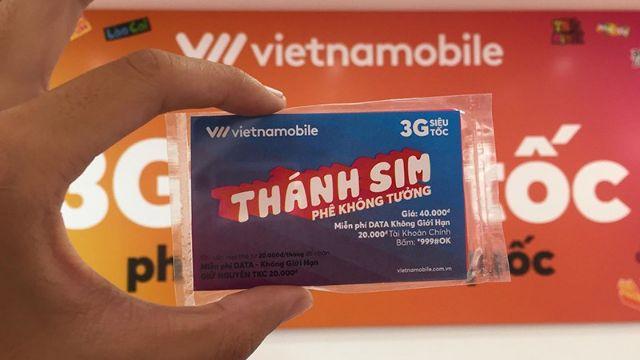 RẺ VÔ ĐỊCH – THÁNH SIM VIETNAMOBILE 3G