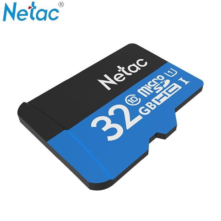 Thẻ Nhớ Netac 32Gb Class 10 Ultra 80mbs Chính Hãng - 2629574 , 1208962360 , 322_1208962360 , 285000 , The-Nho-Netac-32Gb-Class-10-Ultra-80mbs-Chinh-Hang-322_1208962360 , shopee.vn , Thẻ Nhớ Netac 32Gb Class 10 Ultra 80mbs Chính Hãng