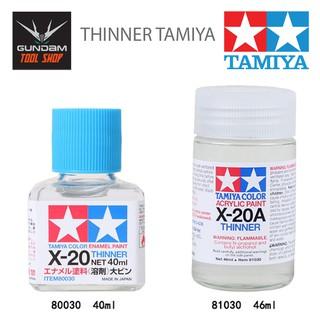 DUNG DỊCH PHA SƠN THINNER TAMIYA 40ML