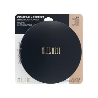 [Hàng Mỹ] Phấn nền che phủ kiềm dầu Milani Conceal & Perfect Shine-Proof Powder (12.3g) thumbnail
