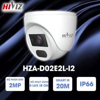 Camera trong nhà Hiviz HZA-D02E2L-I2 – Hàng chính hãng Mai Hoàng !!!