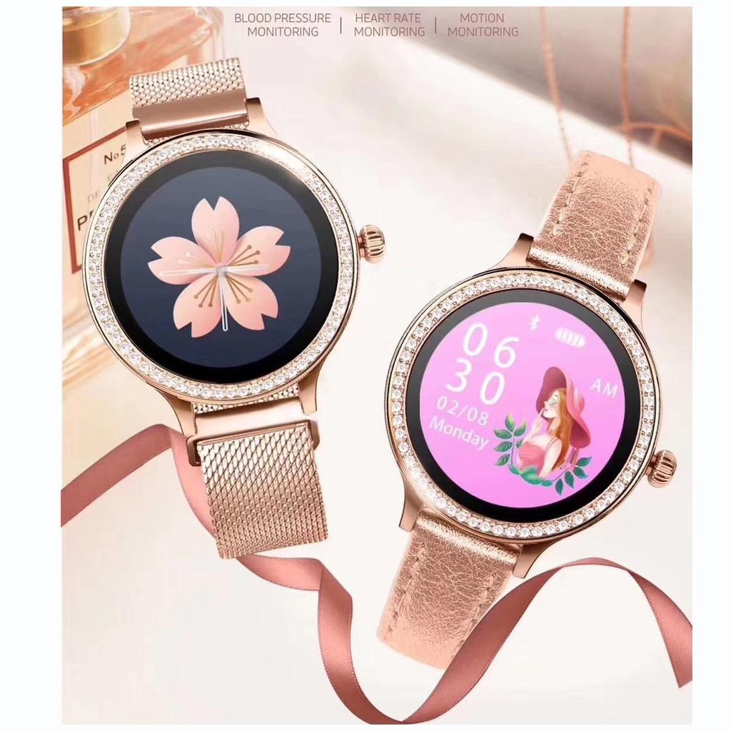 ❇❆|Sale Giá Sốc| Đồng Hồ Thông Minh M8 Nữ Smart Watch Chống Nước IP68 Kết nối bluetooth 4.0