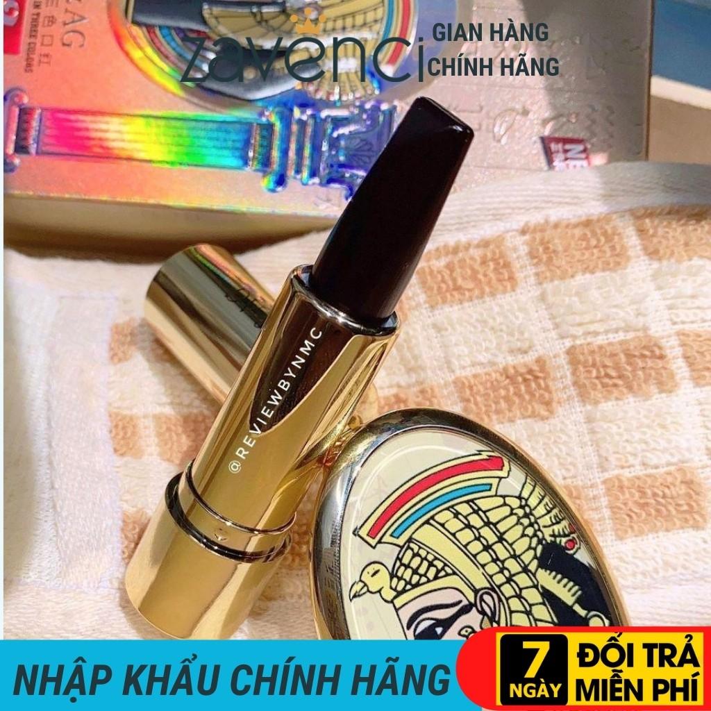 Son Môi AAG220 Gương Nữ Hoàng Dưỡng Ẩm Lâu Trôi 3 Màu Mới Nhất ( trend 2020 )