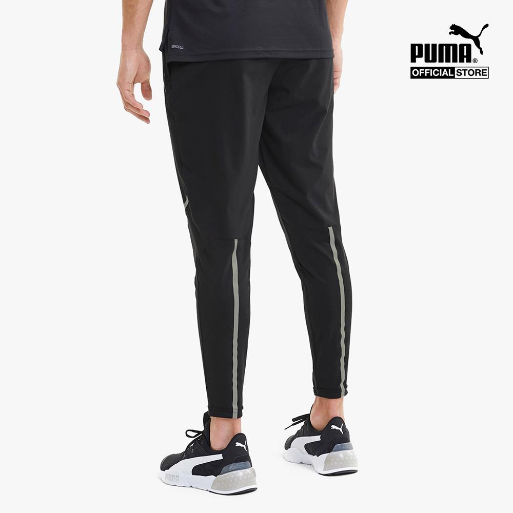 PUMA - Quần dài thể thao nam Tapered Running 519373-01