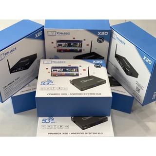 Tivi box Vinabox X20 Ram 4gb chính hãng