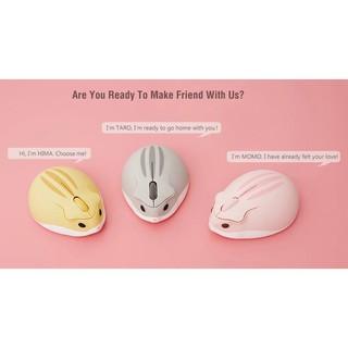 [Mã ELDEC10K giảm 10K đơn 20K] Chuột Akko Hamster Wireless Mouse - Chính Hãng BH 12 Tháng thumbnail