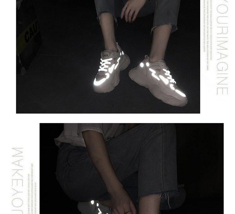 Giày Thể Thao Đế Bằng Mũi Tròn Cột Dây Trẻ Trung Năng Động Cho Nữ