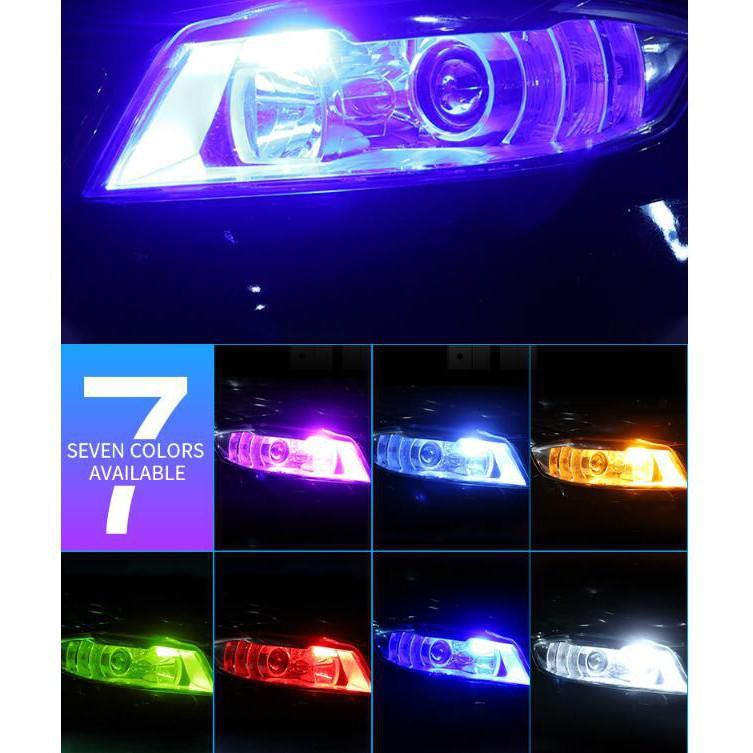 Đèn LED Kevanly 12V T10 W5W COB 194 168 siêu sáng gắn biển số xe ô tô chuyên dụng