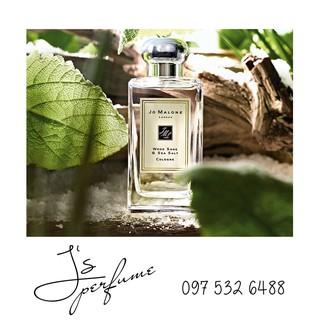 [Mẫu thử] Nước hoa Jo Malone Wood sage and sea salt chai nhỏ thumbnail