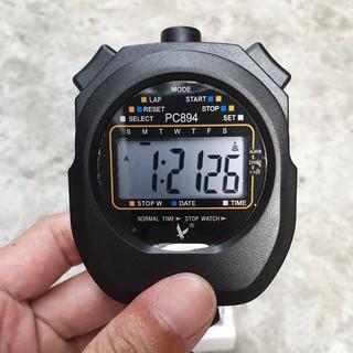 ĐỒNG HỒ BẤM GIỜ THỂ THAO PC894 (Tiêu chuẩn thi đấu)