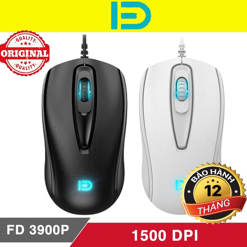 Chuột gaming FD 3900P chính hãng - Chuột chơi game FD 3900P led xanh G90