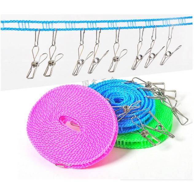Cuộn dây phơi đồ dài 5m