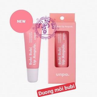 Tinh chất dưỡng môi Unpa Bubi Bubi Lip Ampoule thumbnail