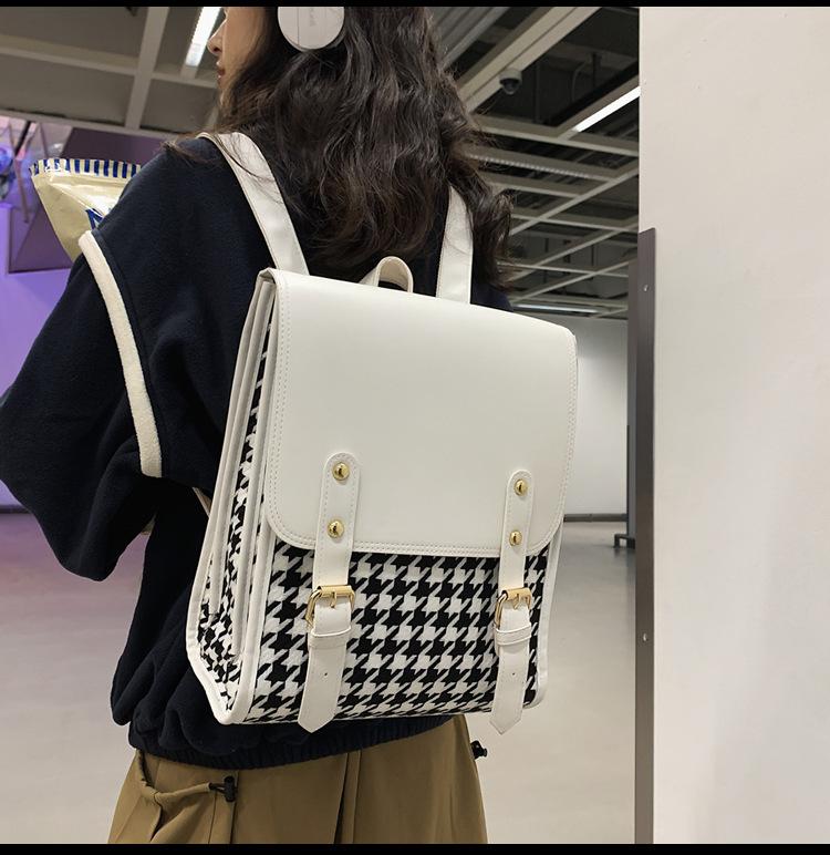Túi xách nữ bằng da PU JASMIN NOIR thời trang Hàn Quốc sang trọng
