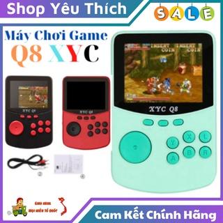 Máy Chơi Game Cầm Tay XYC Q8 Hơn 500 Trò Chơi Cổ Điển Gợi Nhớ Tuổi Thơ Hỗ Trợ Đầu Ra HDMI Kết Nối Với TV thumbnail