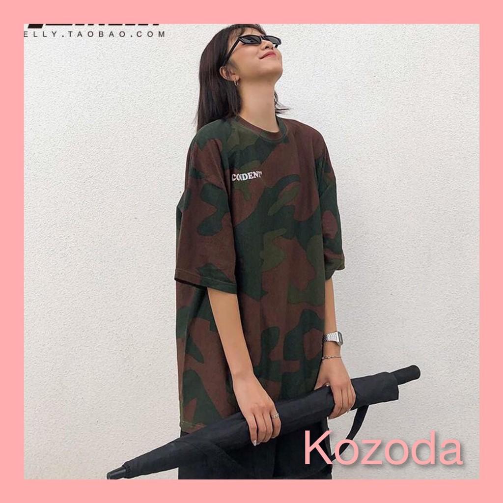 Áo thun tay lỡ nelly unisex basic form rộng nam nữ chất vải mềm mịn giá rẻ kozoda AT88