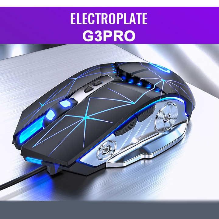 Chuột chuyên game G3PRO CHUỘT ĐỈNH CHO DÂN CHƠI GAME