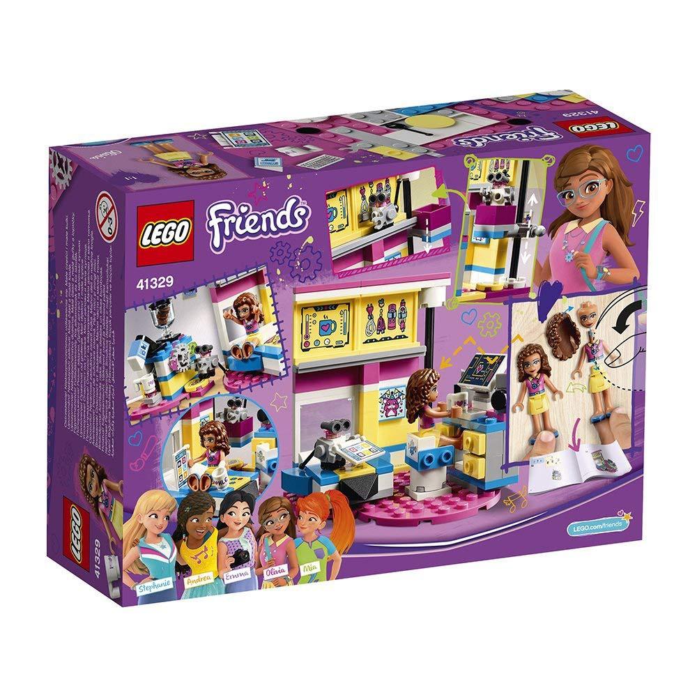 Đồ chơi Phòng Ngủ Sang Trọng Của Olivia LEGO Friends 41329 (163 Chi Tiết)