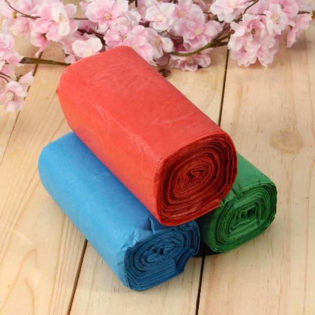 Bao túi rác Đại Hoàng Nguyên 1kg 3 cuộn | Shopee Việt Nam