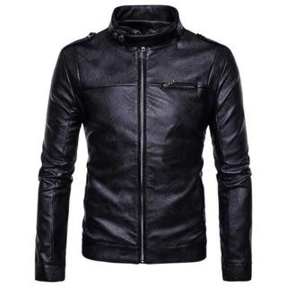 Áo khoác da nam(MÃ 3) xịn thiết kế theo mẫu Hàn Quốc đang hot nhất hiện nay