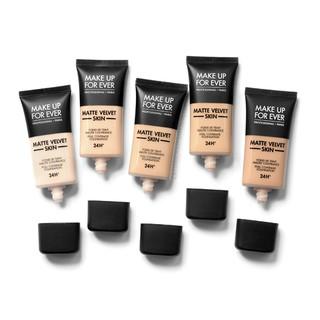 Make Up For Ever - Kem Nền Make Up For Ever Matte Velvet Skin Full Coverage Foundation 30ml thumbnail