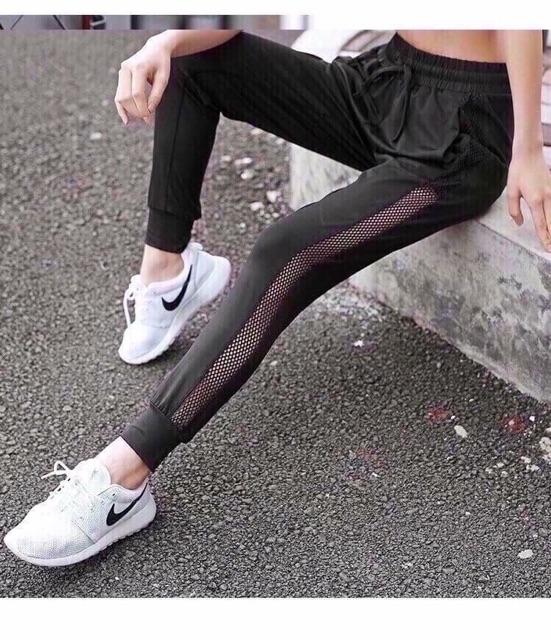 Quần Tập GYM YOGA Thể Thao jogger nữ siêu đẹp