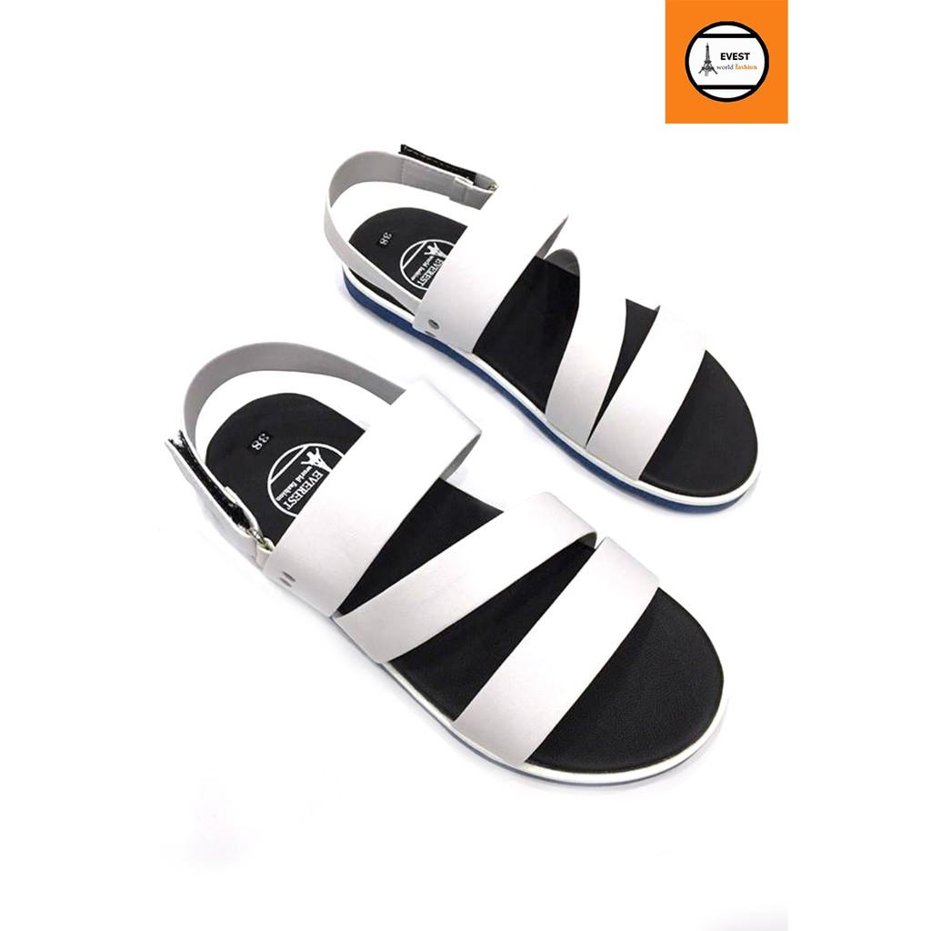 Giày sandal nam 3 quai ngang (giao mẫu ngẫu nhiên) thời trang Ev
