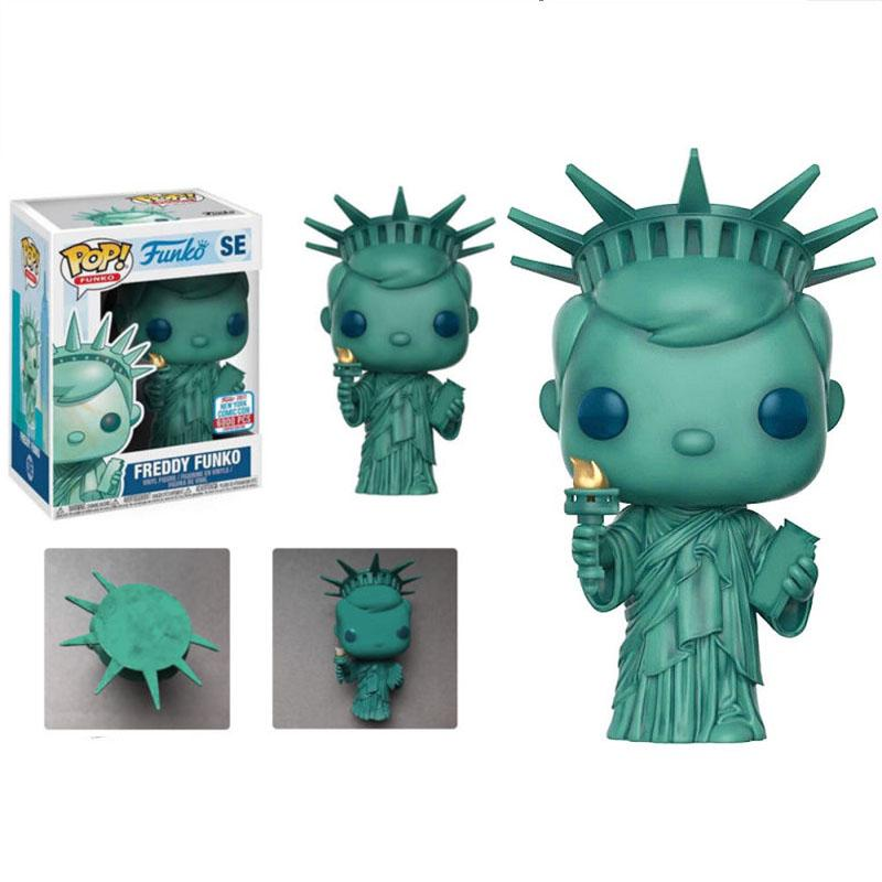 Funko Statue Of Liberty Freddy Donald Trump Action Figure
