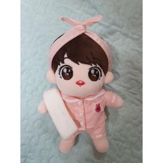 Doll bts starkook 20cm(Hàng có sẵn)