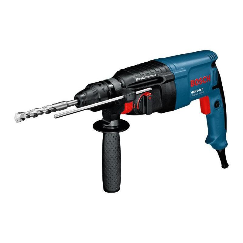 26mm Máy khoan búa 800W Bosch GBH 2-26DRE - 2830081 , 101456239 , 322_101456239 , 3625000 , 26mm-May-khoan-bua-800W-Bosch-GBH-2-26DRE-322_101456239 , shopee.vn , 26mm Máy khoan búa 800W Bosch GBH 2-26DRE