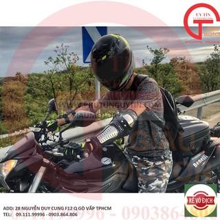 [FLASSALE] [ĐỒ PHƯỢT] – Giáp Inox Prox, Probiker (4 món),uy tín, chất lượng – GIÀU MOTOR – GIÀU MOTOR