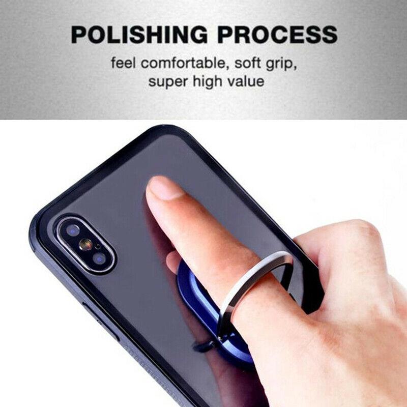 Giá đỡ điện thoại dạng nam châm xoay 360 độ độc đáo tiện lợi