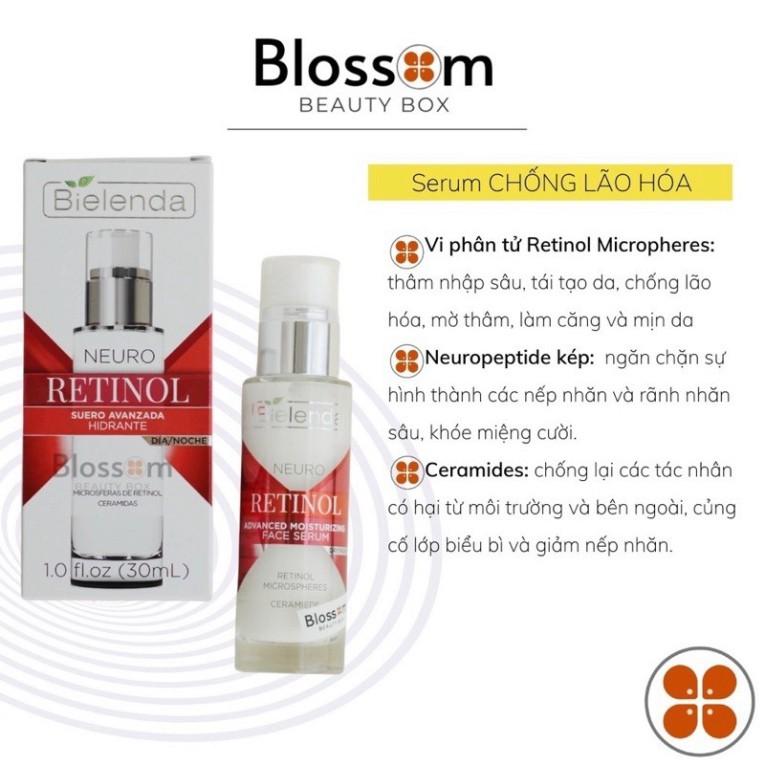 Serum Bielenda Neuro Retinol Advanced Moisturizing Serum Day/Night - 30ml