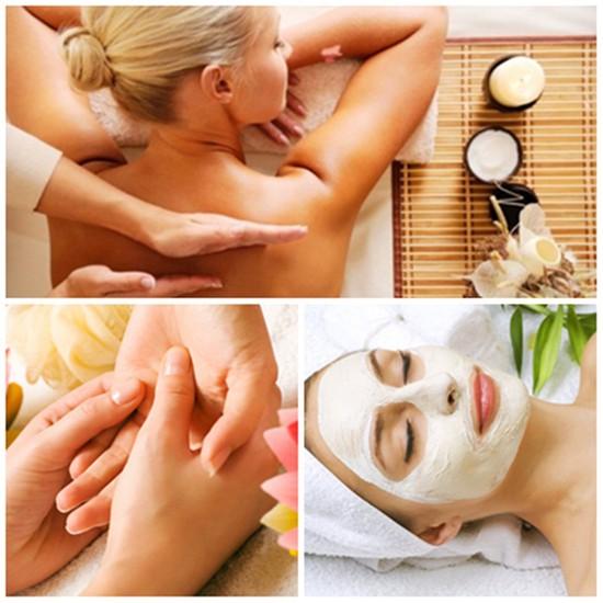 HCM [Voucher] - 100 Phút Massage Body & Chăm sóc mặt tại Kim Phụng Spa