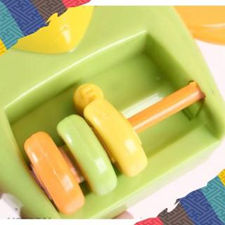 """SIÊU HOT"""" Bộ đồ chơi giá đỡ treo cho em bé tập nhận biết màu sắc HOT NHẤT"""
