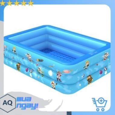 Bể Bơi Cho Bé, tha hồ lựa chọn kích thước, hồ bơi cho bé Bơm Hơi Tại Nhà Chống Trượt An Toàn Cho Bé, Hàng Loại 1