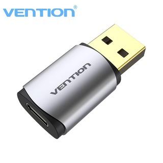 [Mã ELFLASH5 giảm 20K đơn 50K] Converter - Đầu chuyển đổi USB 2.0 sang Type-c Vention