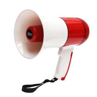 Loa phóng thanh cầm tay MEGAPHONE phù hợp bán hàng ngoài trời, hướng dẫn viên, hợp nhóm,cổng USB cổ vũ – ghi âm phát lại