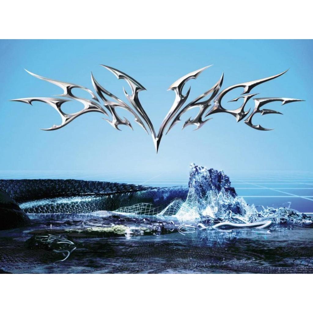 Album Savage aespa rỗng