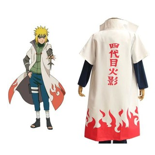 Áo choàng Hokage Naruto