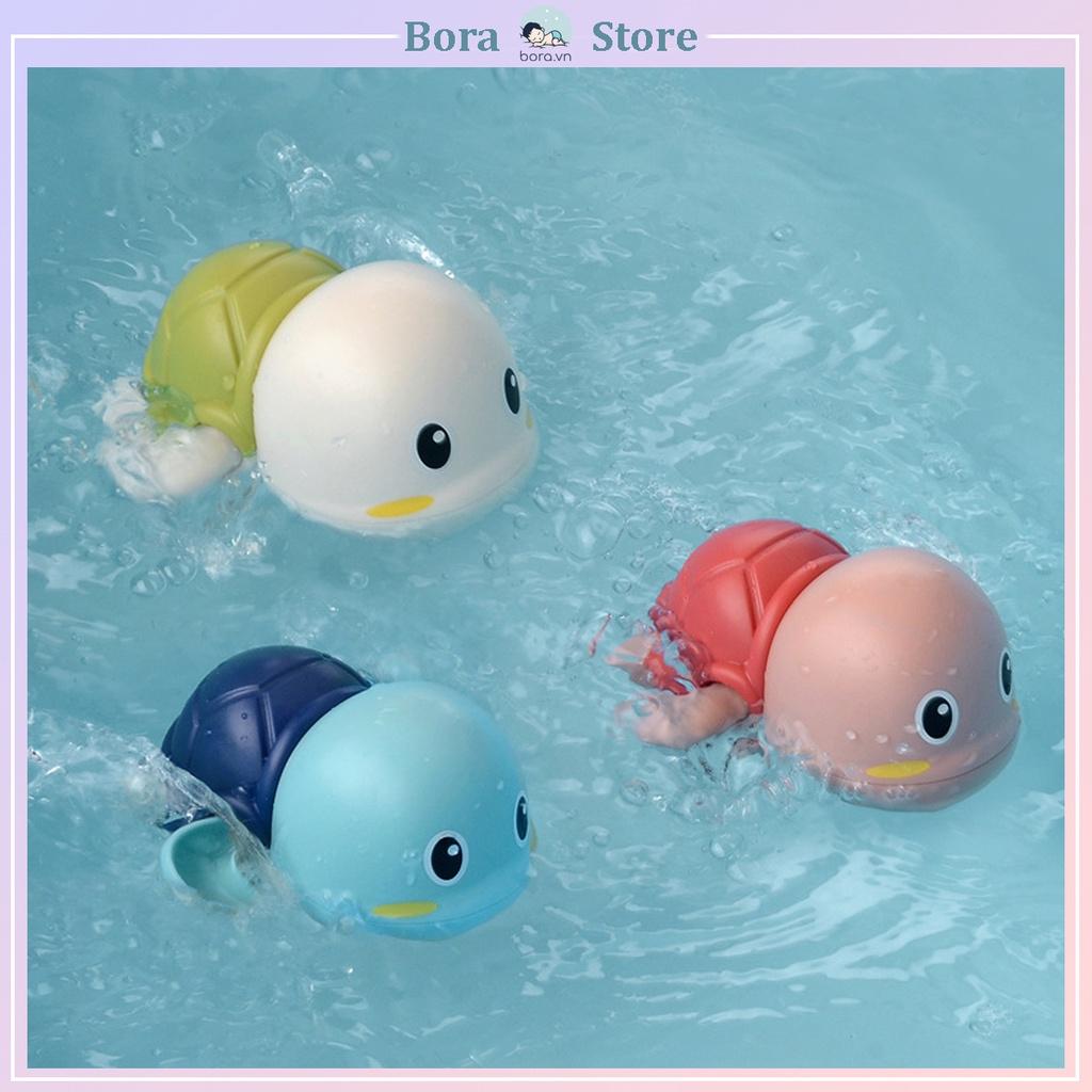 [Mã MKBCSALE1 giảm 8% đơn 250K] Rùa con tự bơi trong nước [Tự bơi khi lên cót, giúp bé thích thú khi tắm]