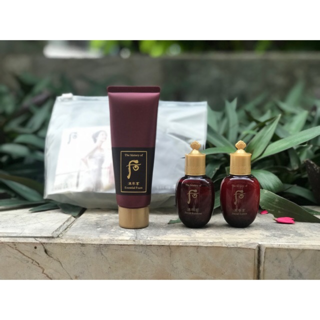 (Sale) Set dưỡng chống lão hoá The history of Whoo Special Gift Set