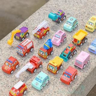 ღ☭Hot Baby Kids Clockwork Funny Toy Cartoon Clockwork Car Set Educational Toys