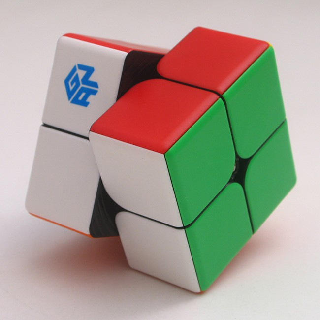 2*2*2 Mini Speed Cube Brain Teaser Magic Cube Children Intelligence Puzzle Toy